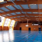 Archi-Cube SPORTIF SALLE SPORTS CAMIERS